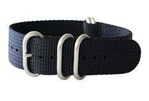 Zulu Strap / ZULU Diver 5 Ring Strap Band