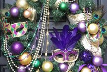 bead uses (Mardi gras beads) / by Janet Dallas