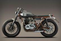 Inspirasjon til Kawasaki Z400