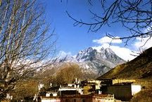 Jomsom Muktinath Trek / Jomsom Muktinath trekking is accepted trekking trail in Annapurna region. Jomsom muktinath trekking is known is pilgrimage trekking trail in Nepal and Trekking in Jomsom Muktinath is not only trendy for trekking, both Hindu and Buddhist pilgrimage trekkers, escapade seekers and scenery lovers.