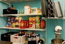 Pantry / by Crystal Bell