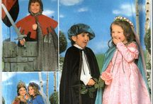 IN DISGUISE / Costumes thru the ages/ for ALL ages / by sharon wallace