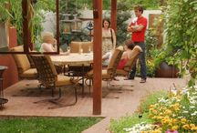Outdoor Living / Enjoy your garden - have a party and share it with friends! / by Fine Gardening
