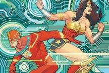 Justice League #9 variant cover by Yanick Paquette, colours…
