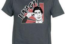 Camisetas Series TV / by Fanisetas.Com