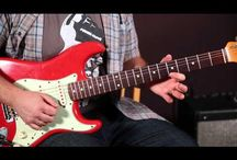 Clapton Inspired Blues
