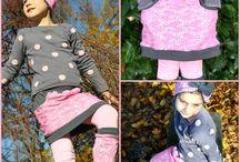 Kinder-Kleidung / Interessante Sachen