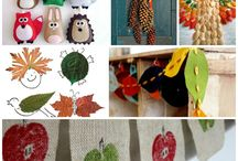 Fall- Kids Arts and Crafts / by Tylar Pattie