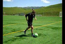 My Soccer Hobby / by Ingrid Sjahbana