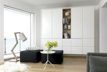 Andre rum / Inspiration til kreativ indretning i stuen, på hjemmekontoret, i entreen eller ...
