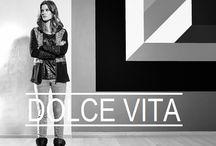 DOLCE VITA FW 2015 / DOLCE VITA FALL / WINTER COLLECTION 2015 - 2016