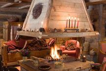 Ispiration: cozy lodge