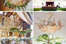 W roli głównej: wianki / Dekoracje i dodatki ślubne w formie kwiatowych wianków