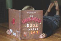 Books / by Lidia Kuzmanovski