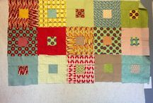 Quilting with Leaders and Enders