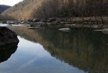 West Virginia /  West Virginia.   #Fishing  #Camping  #Rafting   #Hiking
