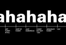 Sense of homour/Funny
