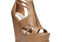 Wedges / Shoes / by LAZR Tradeshow