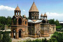 Armenian & Georgian Architectural History