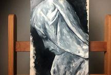 art by AGAMFAHY (Tal Agam + lionel Fahy)