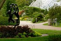 Art & Sculptures at The Garden