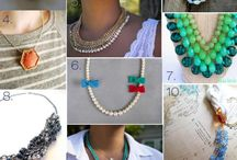 DIY necklaces / by Megan Daugherty