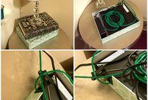 Hiding electronics - Ideas