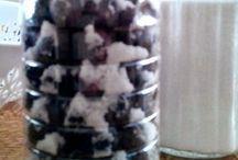 Zeytin yapımı siyah sele