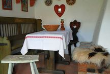 """My """"summer kitchen"""" in Hungary"""