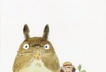 I love Ghibli...
