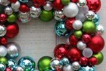 Christmas deco ideas  / by Danielle Wright