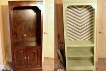 Vorher- naher- Painted Furniture / by ester sester