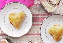 Valentine's Savory Recipes