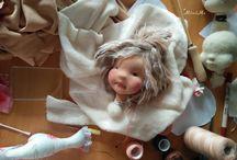 tricot poppen