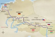 Viking River Cruise (July 2012) / Traveling 3 European rivers - with land travels too