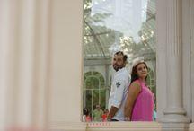 Preboda en el retiro de Madrid / Fotos del preboda en el retiro de Madrid de Elena y David