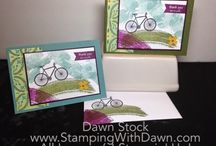 Stampin' Up! Work of Art