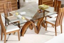 Grace up wooden furniture with glass tops / It would be hardly any interior which doesn't have any sort of wooden furniture. It looks quite graceful and is also one of the ever-green and durable materials. No doubt, it also requires proper care because a wood looks really odd when it receives scratches, dents or dings. But not further, because Fab Glass and Mirror is keeping a wide range of custom cut glass tops to protect your furniture in these forms.