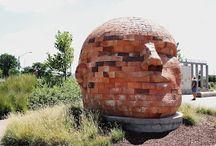 Brick Artwork