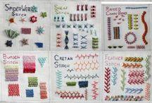 bordado / bordados en cinta y otros