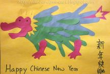 chinese new year / by Tanya Ascalon
