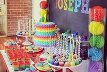 RAINBOWS: Party Inspiration