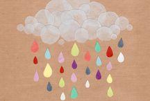 počasí a čtvero ročních dob