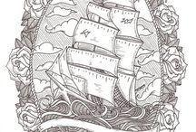 Piratskeppet