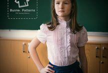 shirt/blouse pattern