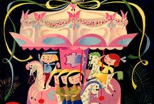 Vintage kids books / by Grain Edit