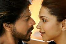 Shahrukh Khan, Deepika Padukone's Hot Romance