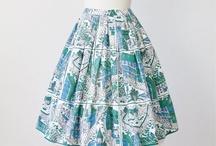 Fancy Fabrics / by Leanne Macdonald