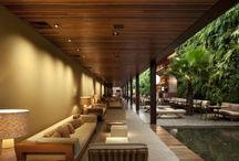 Tropical Home Interior Ideas / Inspired by time living and travelling in South East Asia