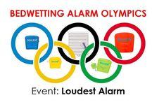 Bedwetting Alarm Olympics